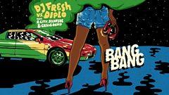 Push The Tempo: DJ Fresh Vs Diplo Ft R. City, Selah Sue & Craig David - Bang Bang