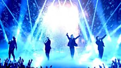Take That perform 'The Flood'