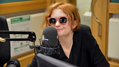 """I don't like CDs. I can't bear them"" - Alison Goldfrapp chats to Lauren Laverne"