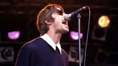 """""""Does it take somebody to lose an eye?"""" - Oasis demand gig security (Music News 1994)"""