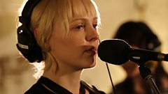 Watch Laura Marling perform Wild Fire in the 6 Music Live Room