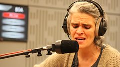 Listen to Lula Pena in session for World on 3