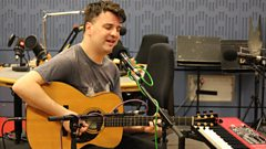 Listen to Jim Moray in session for World on 3