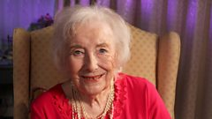 Exclusive: Dame Vera Lynn lets us into her living room for her 100th birthday!