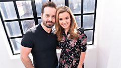 "Alfie Boe: ""Katherine's a better kisser than Michael Ball!"""