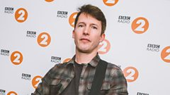 """James Blunt: """"This is a really good therapy session!"""""""