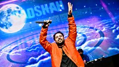 Badshah feat. Aastha Gill - Asian Network Live 2017 Highlights