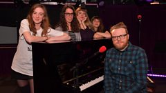 Big Moon - Formidable (Radio 1 Piano Session)