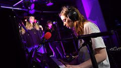 The Big Moon - U Remind Me (Radio 1 Piano Session)