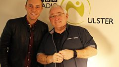 Hugo catches up with Nathan Carter ahead of the biggest gig of his life.