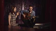 Lucie Jones performs 'Thinking Out Loud'