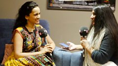 Anoushka Shankar on UK-India Year Of Culture & visiting Buckingham Palace