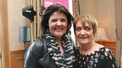 Lynette Fay catches up with Philomena Begley