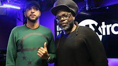 Jazzie B goes In Depth with DJ Target