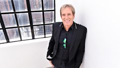 "Michael Bolton: ""I signed with Epic Records when I was 16...18 years later I had my first hit!"""