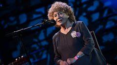 Shirley Collins - Washed Ashore (Radio 2 Folk Awards)