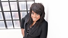 "Mica Paris: ""My introduction to Ella Fitzgerald was the advert for Memorex cassettes where the glass broke"""