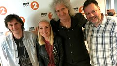 Brian May and Kerry Ellis Live Session!