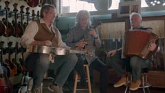 Ricky Skaggs and Jerry Douglas