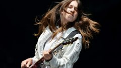 HAIM are confirmed for Radio 1's Big Weekend