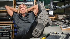 Iggy Pop talks about life at 70