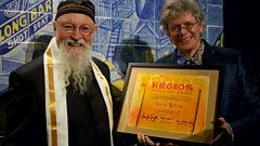 Modern Muses 26: Terry Riley and David Harrington