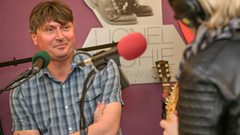 """It gets people back on the high street"" – Simon Armitage celebrates Record Store Day"