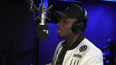 Fuse ODG talks to Edu about recording with Ed Sheeran in Ghana