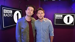 Niall Horan lifts the lid on 1D's email chain