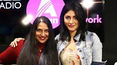 Shruti Haasan with Ashanti Omkar - Highlights