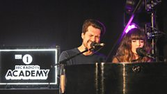 Oh Wonder play Radio 1's Piano Sessions