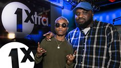 Wizkid - Afrobeat's biggest star on BBC Radio 1Xtra