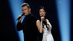 Koit Toome & Laura (Estonia) perform 'Verona'