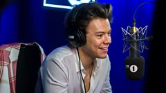 Harry Styles' album listening party - the best bits