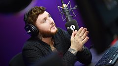 James Arthur talks about the pain of tattoo removal