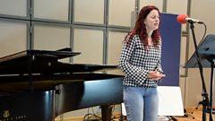 Catriona Morison - Auf dem Kirchhofe (Johannes Brahms)