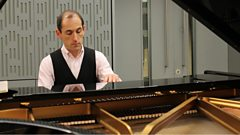 Danny Driver plays the Debussy piece inspired by the image of a goldfish and its reflection...