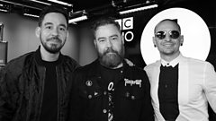 Linkin Park in conversation with Daniel P Carter