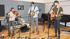 Listen to The East Pointers in session for World on 3