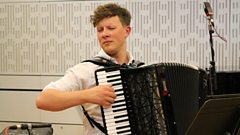 Astonishing virtuosity: Vivaldi's Four Seasons on accordion