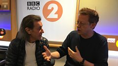 Albert Hammond on duetting with his 8 year old self!