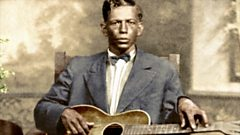 """The influence of Charley Patton can not be understated ..."""