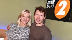 James Blunt got a call from Prince HQ asking for gig tickets, but was the legend in the audience?