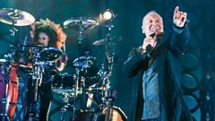 Simple Minds Jim Kerr: Why we played Manchester day after attack