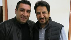 Dipps Meets His Idol, Gurdas Maan
