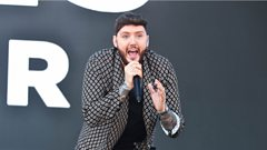 James Arthur - Radio 1's Big Weekend 2017 Highlights