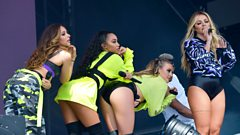 Little Mix - Radio 1's Big Weekend 2017 Highlights