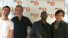 Mike and the Mechanics: 'The nice thing is that we have two lead singers...'