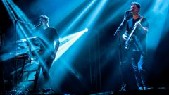 alt-J speak to Steve Lamacq about Relaxer, their third studio album