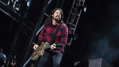 "Will the Foo Fighters bring any guests out at Glastonbury? Dave Grohl says: ""We've got a lot of friends!"""